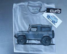 Curb Defender T-Shirt
