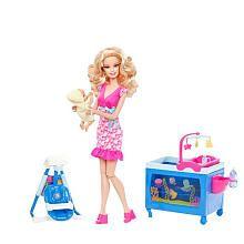 "Barbie I Can Be Doll Playset - Babysitter - Mattel - Toys ""R"" Us #savethebunnyGP"