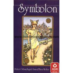 Aqui esta el famoso Tarot Symbolon. Un tarot mas que ideal  y diferente a lo conocido hasta hoy.