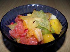 fruit salad with elderflower syrup Elderflower, Fruit Salad, I Foods, Syrup, Cabbage, Vegetables, Drinks, Cooking, Drinking