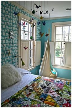 can our bedroom just look like this already?... thanks...
