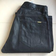 Diesel Black Jeans Franker cut Diesel Jeans Boot Cut