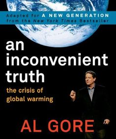 Former Vice President Al Gore's New York Times #1 bestselling book is a daring call to action, exposing the shocking reality of how humankind has aided in the destruction of our planet and the future