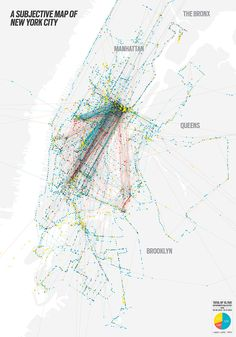 FPO: Subjective Map of New York City