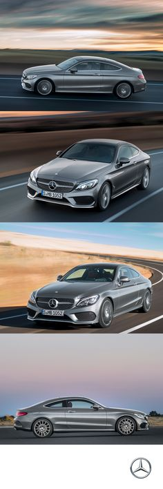 the all-new 2017 C-Class Coupe