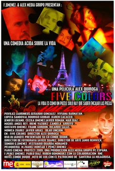 Five Colors (2011) de Alex Quiroga - tt1913024