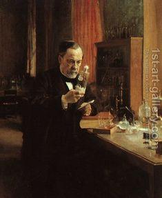 Portrait of Louis Pasteur 1885 Painting by Albert Edelfelt Reproduction Manet, Louis Pasteur, Wall Art Prints, Poster Prints, Egyptian Mau, Wtf Fun Facts, Strange Facts, Fascinating Facts, Random Facts