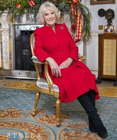 The Duchess of Cornwall wrote an article in Stella Magazine