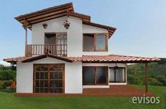 Village House Design, Village Houses, Hacienda Homes, Future House, My House, Bamboo Construction, Mexico House, Indian Home Decor, Color Of Life