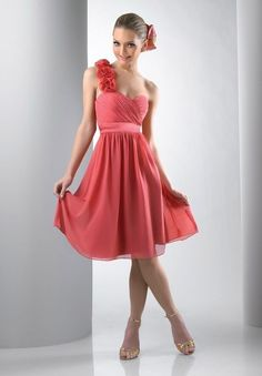 if I was invited as a bridesmid,I will wear this one!!!