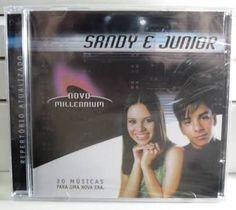 Resultado de imagem para cds de sandy e junior