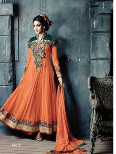 #Designer Salwar Kameez#Orange #Indian Wear#Desi Fashion #Natasha Couture#Indian Ethnic Wear#Indian Suit# Casual suits#Party Wear# Anarkali#wedding wear