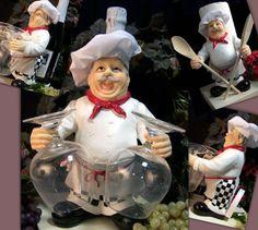 Fat Chef Kitchen Decor