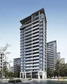 Hotel Architecture, Commercial Architecture, Futuristic Architecture, Facade Architecture, Residential Architecture, Building Elevation, Building Exterior, Building Design, High Rise Apartments