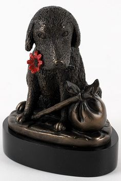 Paul Horton Love Will Find a Way Limited Edition Resin Sculptu