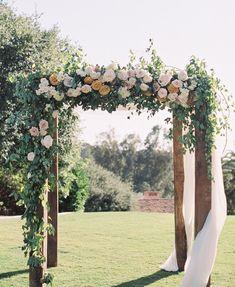Featured Photographer: Carmen Santorelli; wedding ceremony idea