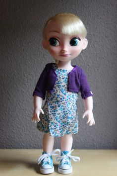 Doll Clothes / Disney Animator  Doll Elsa