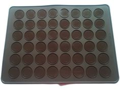 Funshowcase Large 48 Cells Macaron Macaroon Silicone Mat Chocolate Cake Cookie Muffin Baking Sheet Macarons Kit -- Want to know more, click on the image.Note:It is affiliate link to Amazon.