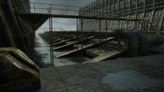 3D Environment W.I.P. 05 by steve-burg on DeviantArt