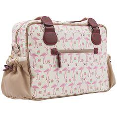 Buy Pink Lining Not So Plain Jane Changing Bag, Flamingo Online at johnlewis.com