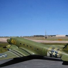 1-48 scale Revell C-47 by Tommy Phillips.