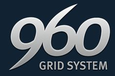 The 960 Grid System is an effort to streamline web development workflow by providing commonly used dimensions, based on a width of 960 pixels.
