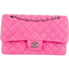 Pre-owned Chanel Caviar Medium Double Flap Bag ($3,800) ❤ liked on Polyvore featuring bags, handbags, shoulder bags, pink, chanel shoulder bag, leather shoulder bag, chanel handbags, hand bags and leather man bags
