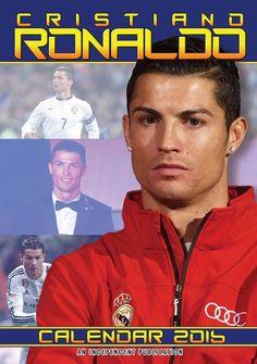 calendrier Cristiano Ronaldo 2016