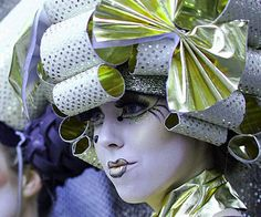 See Celebratory Mardi Gras Beauty Looks From Around The World