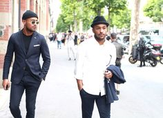Street Looks à la Fashion Week homme printemps-été 2014 de Paris