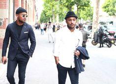 Street Looks à la Fashion Week homme printemps-été 2014 de Paris