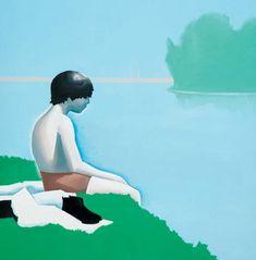 Wilhelm Sasnal's Contemporary Paintings | Trendland: Fashion Blog & Trend Magazine