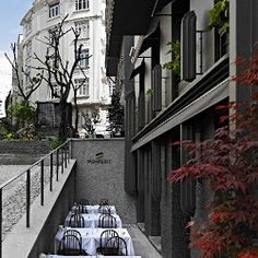 Munferit Restaurant. Beyoglu. Istanbul.