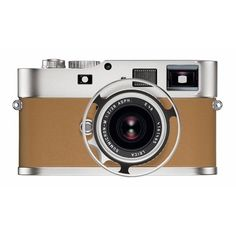 Object of Lust Hermès Leica M9-P Edition ❤ liked on Polyvore featuring fillers, camera, accessories, electronics, other and backgrounds