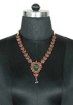 Tribal Afghan Necklace design 22 – Desically Ethnic