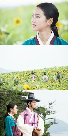 Oknyeo x jiheon-The flower in prison ep24