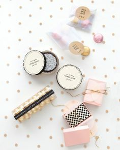 15 amazing polka-dot ideas for your wedding