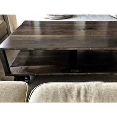 industrial coffee table 2013.58 www.thedoretolawrence.com