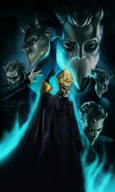 Ghost, Papa Emeritus, The Nameless Ghouls