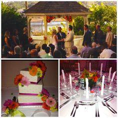 Another lovely wedding at the Newport Beach Marriott Bayview! #NewportBeach #Wedding #Travel