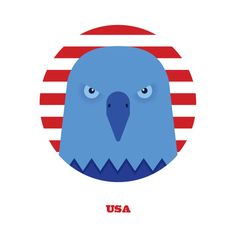 Illustrated World Cup Postcards by Splinter | Inspiration Grid | Design Inspiration