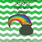 Give your students a fun game to play while practicing dolch sight words!  This St. Patrick's Day Themed game will grab their attention and focus w...