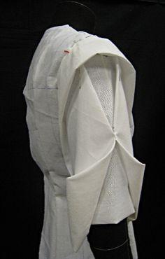 Probar solapa sobre manga que pueda cambiar de posición y volumen