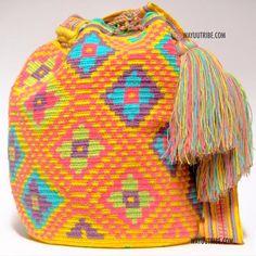 10% OFF 0SP. Cabo Wayuu  Bag - MOCHILAS WAYUU BAGS