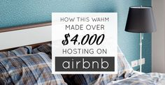 Just a thought for extra cash to upgrade things.  Without a roommate full time.  Airbnb! Learn top secrets with these pro Airbnb host tips.