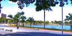 Lagoa – Cartão Postal Oficial da Cidade João Pessoa Parahyba