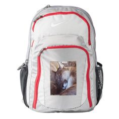 Mountain Lion Big Cat Cougar Animal Kitty Kitten Nike Backpack - diy cyo personalize design idea new special custom