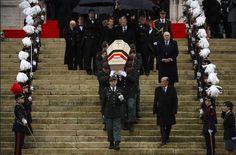 Les funérailles de la Reine Fabiola de Belgique