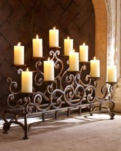 1000 Images About Candle Holders On Pinterest Wrought Iron Candle Holders Candle Holders And