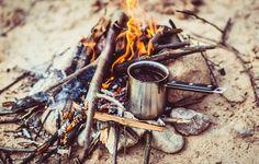 Греет не только кофе #спокойствиедуши#путешествия#отдых#семья#природароссии#лучшее#навершине.рф#костер